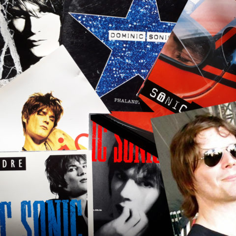 Differentes pochettes de Dominic Sonic